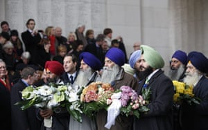 Armistice day update: An Indian delegation prepares to lay wreaths at the Menin Gate, Belgium