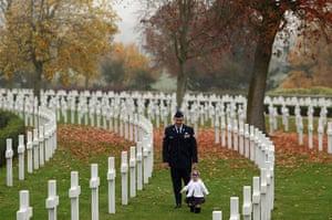 Armistice day update: Cambridge American Cemetery in Madingley