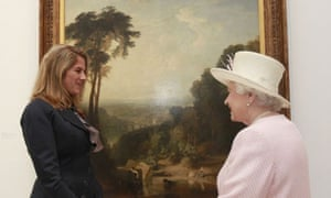 Queen visits Margate