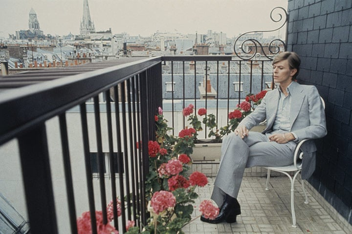 David bowie at 65 a life in pictures music the guardian for The balcony music