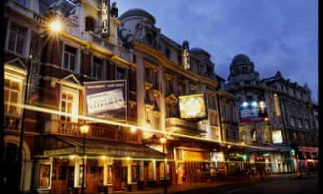 Theatres in Shaftesbury Avenue