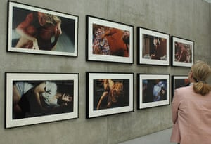 Expensive Photographs: 'Centerfolds/Horizontals' by American artist Cindy Sherman
