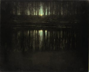 Expensive Photographs: 'The Pond-Moonlight' by Edward Steichen