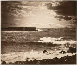 Expensive Photographs: 'The Great Wave, Sete' by Gustave Le Grey