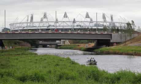 London 2012 Olympics: UK's security preparations