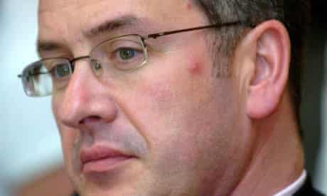 Mark Hoban said the eurozone crisis is 'casting a long shadow' over the British economy