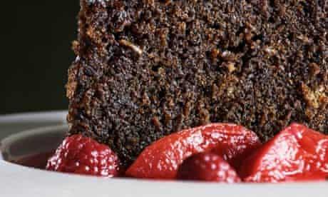 David Lebovitz's fresh ginger cake