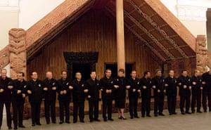 APEC Summit: 13 September 1999: APEC leaders in Aukland, New Zealand
