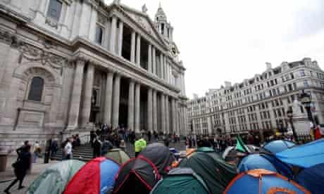 occupy st paul's
