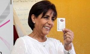 Luisa Maria Calderon