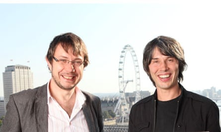 Jeff Forshaw and Brian Cox