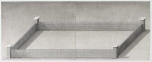 Paul Noble exhibition: Heaven, 2009 by Paul Noble