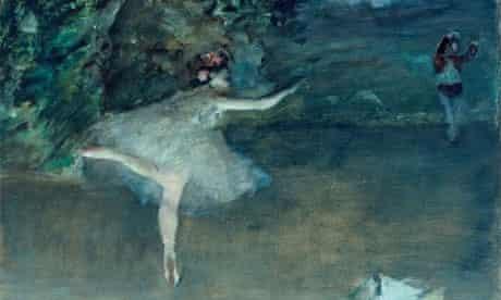 Edgar Degas, Dancer on Pointe
