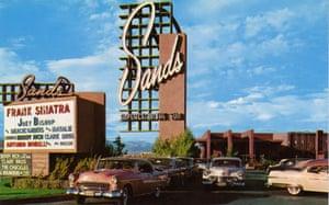 Vintage Vegas: Sands Hotel, Las Vegas, Nevada