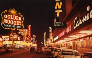 Vintage Vegas: Fremont Street, Las Vegas, Nevada
