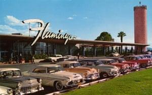 Vintage Vegas: Flamingo Hotel Las, Vegas, Nevada