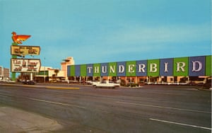 Vintage Vegas: The Thunderbird Hotel, Las Vegas, Nevada