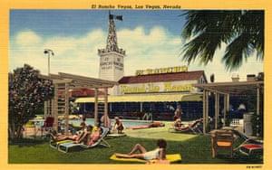 Vintage Vegas: El Rancho Vegas, Las Vegas, Nevada