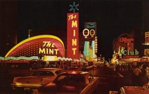 Vintage Vegas: Casino Center, Las Vegas, Nevada