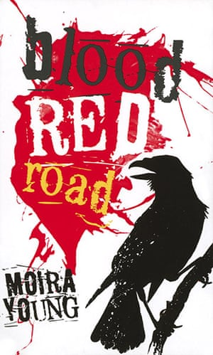 Costa Book Awards: Moira Young: Blood Red Road