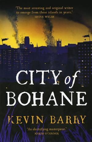 Costa Book Awards: Kevin Barry: City of Bohane