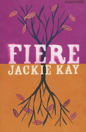 Costa Book Awards: Jackie Kay: Fiere