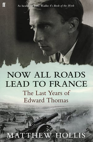 Costa Book Awards: Matthew Hollis: Now All Roads Lead To France