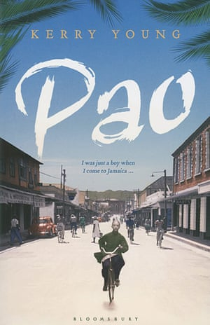 Costa Book Awards: Kerry Young: Pao