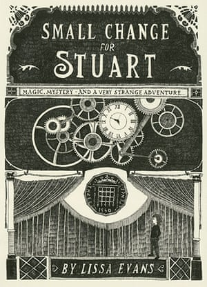 Costa Book Awards: Lissa Evans: Small Change for Stuart
