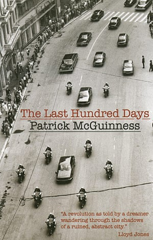Costa Book Awards: Patrick McGuinness: The Last Hundred Days