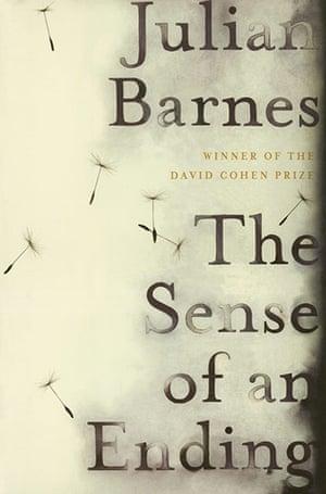 Costa Book Awards: Julian Barnes: The Sense of an Ending