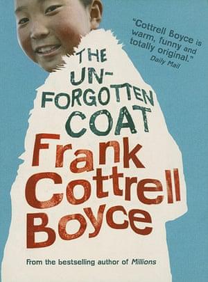 Costa Book Awards: Frank Cottrell Boyce: The Unforgotten Coat