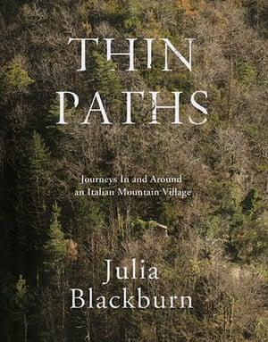Costa Book Awards: Julia Blackburn: Thin Paths