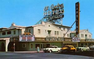 Vintage Vegas: El Cortez Hotel, Las Vegas, Nevada