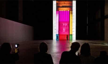 Tacita Dean, Film, shown at Tate Modern