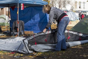 Occupy evictions: Occupy evictions