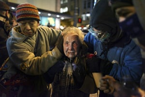 24 hours in pictures: Occupy Seattle protest at Westlake Park