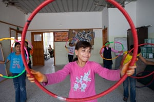 Interpal in Gaza: supporting  Nour El Marifa School for Special Needs