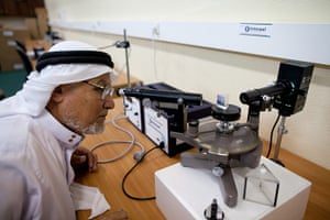 Interpal in Gaza: supporting Optics Lab of the Physics Departmart of the Islamic University
