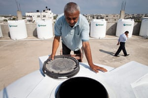 Interpal in Gaza: supporting Al-Maghazi Water Desalination Plant