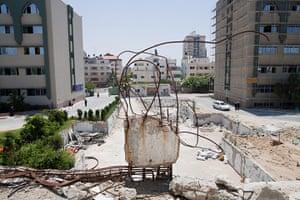 Interpal in Gaza: supporting Islamic University