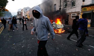 North London riots