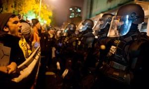 Occupy Portland protests