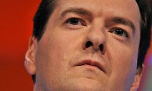 George Osborne - Tobin tax