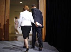 Obama visits Australia: An Australian and American Entente Cordiale