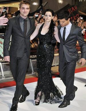 Twilight London premiere: The Twilight Saga: Breaking Dawn Part 1