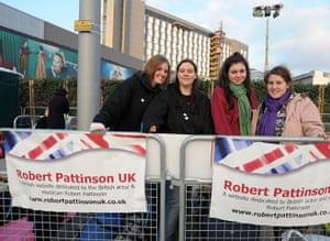 Twilight London premiere: Fans Arrive For The Long Awaite 'The Twilight Saga: