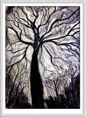 Cards from prison: Black Tree