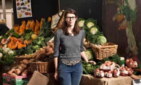 Alice Holden completed the Soil Association apprenticeship scheme.