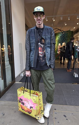 Versace for H&M: Nick Rensen leaving Versace for H&M